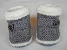 Baby Uggie Boots   Craftsy