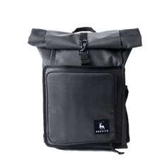 8d2d024173 Brevite The Rolltop - camera bag backpack Leather Bag