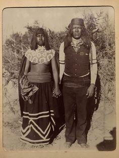 1890s Yuma Mojave Native American