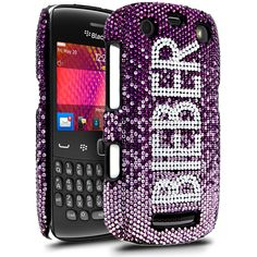 Cellairis by Justin Bieber Amethyst Gradient Case for Blackberry 9360 i kinda wabt this to be my future phone case!!! lol