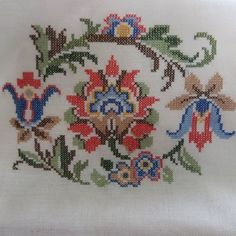 Let& say no to bismillah in a new week and let health all of us build . Beaded Cross Stitch, Cross Stitch Borders, Cross Stitch Alphabet, Cross Stitch Flowers, Cross Stitch Designs, Cross Stitching, Cross Stitch Embroidery, Embroidery Patterns, Cross Stitch Patterns