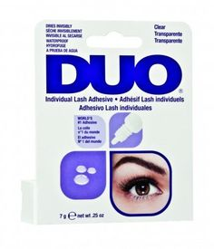 ef8784d7dbd Individual Lashes, Clear Skin, Lash Glue, Mecca, Latex Free, Adhesive,