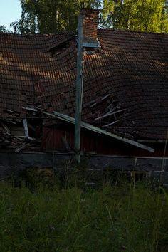 Syrjäseutu: Mistä tunnistaa hylätty rakennus?