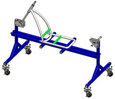 This step by step softail bobber frame assembly tutorial will show you how to build the frame.