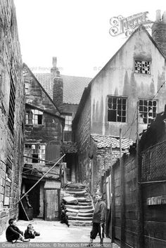 Photo of Whitby, Arguments Yard 1913 from Francis Frith Whitby England, Robin Hoods Bay, North Yorkshire, Beautiful Architecture, Vintage Photography, Old Pictures, Victorian Era, East Coast, The Expanse