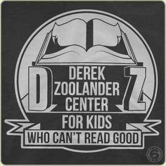 Derek Zoolander Center - Magnum! Cool Tees, Cool T Shirts, Tee Shirts, New Shirt Design, Ben Stiller, Movie Tees, Zoolander, Movie Quotes, Tv