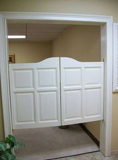 10 Cafe And Saloon Doors You Can Install In 30 Minutes Each