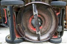 Tip on How to Change Your Mower Blades: http://easylawnmowing.co.uk/change-mower-blades/