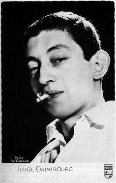 Serge Gainsbourg - 1958