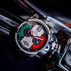 CT Scuderia Street Racer Chronograph Italia. http://ift.tt/2iWelQ3
