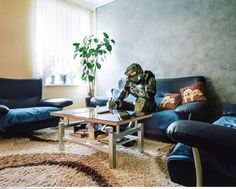 LARPers at Home: Halo