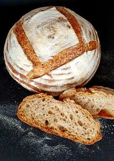 Biga + Lievito Madre Bread, Food, Brot, Essen, Baking, Meals, Breads, Buns, Yemek