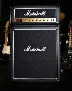 Marshall Amplification fridge