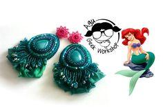 Ariel Earrings.