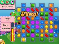 (14 June) Candy Crush Saga: Level 65 ---finally beat this level today it's the most irritating level so far!