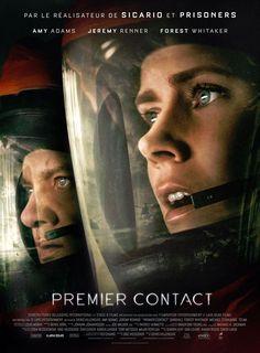 Premier Contact : Affiche