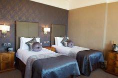 Executive Twin Bedroom at Best Western Glendower Hotel www.glendowerhotel.co.uk
