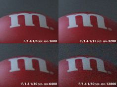 Canon 7D ISO Noise Test by Chris Bartow, via Flickr