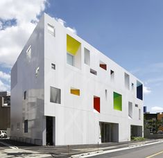 Japanese Architecture Design House Color Image