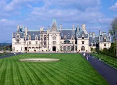 Visit Biltmore Estate, North Carolina - Bucket List Dream from TripBucket