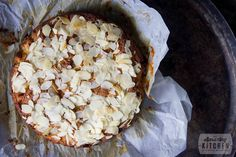 Appelcake (koolhydraatarm, paleo, zuivelvrij en glutenvrij)
