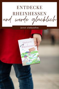 Werbung/Affiliate Link  Mein Buch über Rheinhessen zeigt euch 80 Orte in Rheinhessen, die ihr mal besuchen solltet.  Bild: annymagine.photography