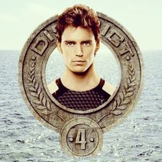 finnick odair catching fire wallpaper