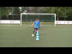 THOMAS VLAMINCK TECHNIEKTRAINING VOETBALVAARDIGHEID Technical Training Football - YouTube
