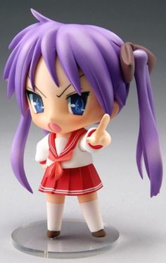Nendoroid Lucky Star |Pinned from PinTo for iPad|