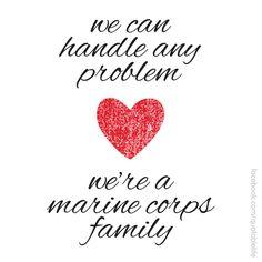 Marine Corps Family