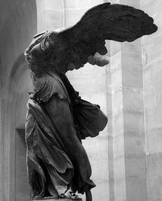uvijek: The Winged Victory of Samothrace