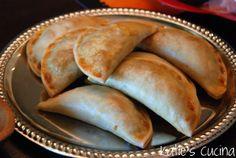 Sweet & Savory Pumpkin Empanadas - Katie's Cucina | Katie's Cucina