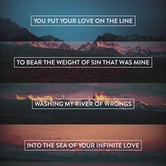 Hillsong God Prayer Love on the line oceans open heaven river wild lyrics video jesus
