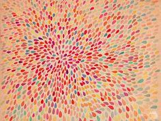 Radiate by New York artist Mishel Valenton.
