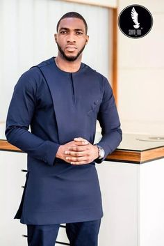 African Male Suits, African Wear Styles For Men, African Shirts For Men, African Dresses Men, African Attire For Men, African Clothing For Men, African Style, African Women, Nigerian Men Fashion