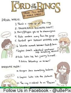 A great way to get drunk...