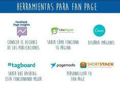 Herramientas para fan pages