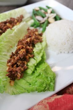 Recently, Rhys has began to love taking pictures. He knows I do it all the time with both my phone and my camera. Easy Lettuce Wraps http://themorrelltale.com/easy-lettuce-wraps-2/
