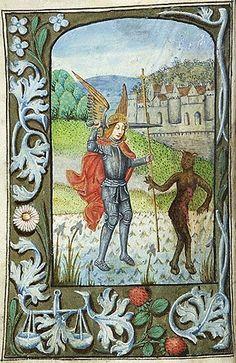 Book of Hours Belgium, perhaps Tournai, 1480s MS M.234 fol. 31v