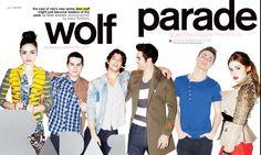 MTV's Teen Wolf//Nylon Magazine