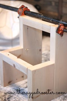 Building a DIY Stool, Step Stool