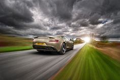 """500px / Photo """"Aston Martin 2013 Vanquish Car Photography"""" by Tim Wallace"""