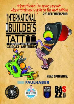 International Builders Tattoo Industry expo