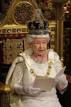 Gallery State Opening: Queen Elizabeth II at the State Opening of Parliament