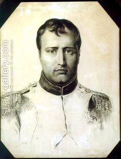 Baron Francois Gerard:Portrait of Napoleon