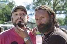 Photos - The Walking Dead - Season 5 - Promotional Episode Photos - Episode 5.12 - Remember - BTS - b098e64a-9dbf-f2c0-984e-c08dbafb74bb_TWD_512_GP_0924_0280
