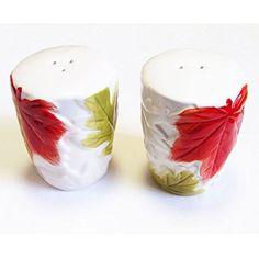 Better Homes & Gardens Fall Salt & Pepper Shakers - Autumn Leaves Better Homes & Gardens http://www.amazon.com/dp/B017Q0L60O/ref=cm_sw_r_pi_dp_VWntwb08AA1CH