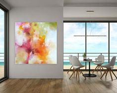 art painting landscape Original Abstract Painting Modern