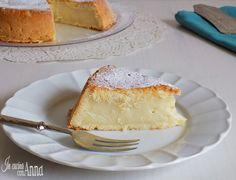 Torta pasticciotto Leccese (con e senza Bimby)