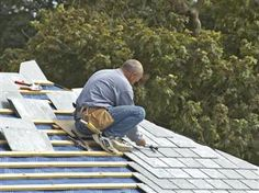 Hire a Tradesman offers all types of roofing services including roof restoration and repairs.